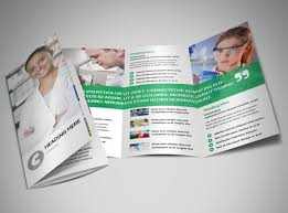 tri fold school brochure template school of pharmacy brochure template mycreativeshop