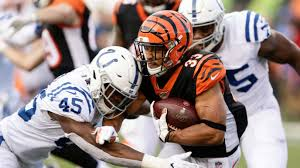 Bengals Rookie Rodney Anderson Tears Right Acl For Second