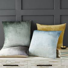Made from smooth cotton, our Ombre Velvet Pillow Cover is dip-dyed to  create its shadowy effect. It's one of our softest pillows yet.