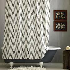grey chevron shower curtains.  Grey Chevron Shower Curtain Grey Teal Brown  To Grey Chevron Shower Curtains N