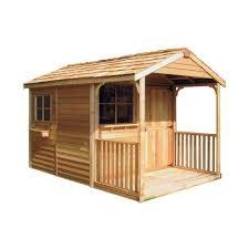 cedar shed wood storage sheds shed