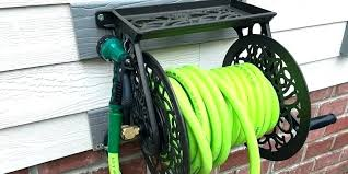 liberty garden hose reel hanging garden hose reel review of liberty garden s cast hanging garden hose reel review of liberty garden s cast