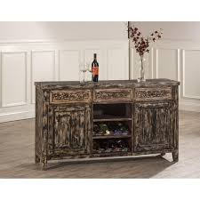 sofa table with wine storage. Sofa Table Wine Rack Fascinating Classic Design Distressed Black Stained Rectangle Solid Wood Generous Storage Space Drawers Feature Decoration Console With I