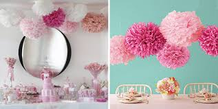 Tissue Balls Party Decorations Hand made 100 Wedding Party Decoration Tissue Paper Pom Poms 22