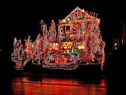 Christmas Lights New England The Best Places To See Christmas Lights In New England