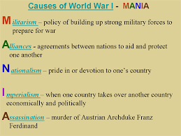 nationalism in world war essay questions power point help  causes of ww1 essay outline google docs