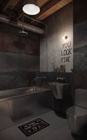 man cave bathroom. Delighful Bathroom Man Cave Bathroom Design  Love The  On O