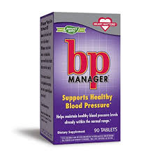 Buy Enzymatic Therapy, <b>bp Manager</b>, <b>90 Tablets</b> Online at Low ...