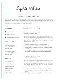 Resume Layout 2017 Simple And Free Resume Template Best Professional