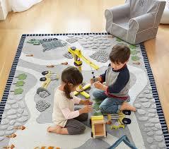 baby boy room rugs. Kids Room Rugs Construction Rug Pottery Barn Baby Boy