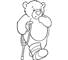 Feel Better Coloring Pages Feel Better Coloring Pages Only Coloring