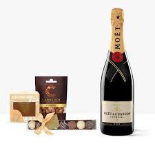 moët chandon brut imperial chagne gift set