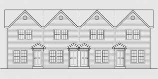 Fourplex  Missing Middle HousingQuadplex Plans