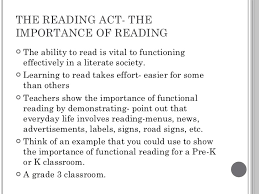 the importance of reading books essay gimnazija backa palanka the importance of reading books essay