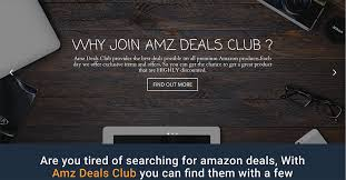amz deals club
