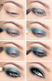 makeup looks for blue eyes blonde hair