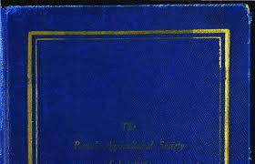 RMS Catalogue of Exhibits 1933 - Part 1