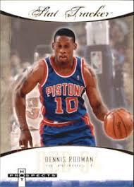 Basketball Tracker 2007 08 Fleer Hot Prospects Stat Tracker Basketball Card 14 Dennis