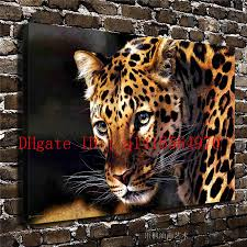 2018 carl brenders animal leopard canvas prints wall art oil painting home decor 16x24 12x18 unframed framed from q1416564970 7 69 dhgate com