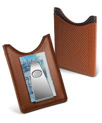 credit card case money clip