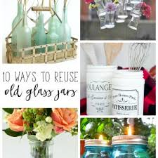 Ways To Decorate Glass Jars DIY Pantry Labels With Old Glass Jars FREE Pantry Label 96