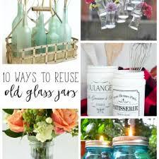 Ways To Decorate Glass Jars DIY Pantry Labels With Old Glass Jars FREE Pantry Label 96