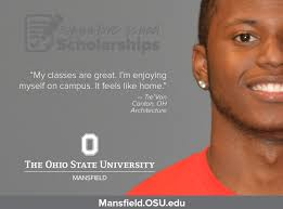 scholarships the ohio state university at mansfield