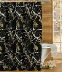 black shower curtains. Realtree AP Black Shower Curtain Curtains S