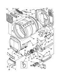 Kenmore Washing Machine Diagram