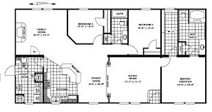 10 great manufactured home floor plans clayton homes floor plan for double wide manufactured