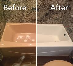 chic re porcelain tub bathtub refinishing todds porcelain fiberglass repair