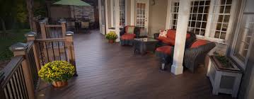 faux wood decking.  Wood Shop Composite Wood On Faux Decking A