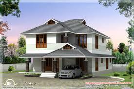 beautiful bedroom house plan kerala