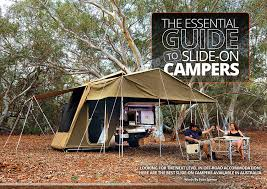 the essential guide to slide on campers