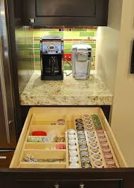 Keurig K Cup Vending Machine New Drawer 48 Perfect K Cup Drawer Organizer Sets K Cup Alternatives K