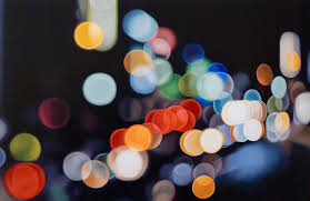 electric iii oil on linen 47 x 78 inches all images via philip barlow