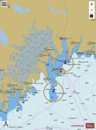 Resurrection Bay Chart Cape Resurrection To Two Arm Bay Marine Chart