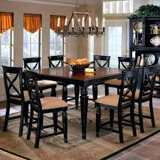tall dining room tables. Tall Dining Room Table Square With Leaf Northern Heights Counter Height Set . Tables D