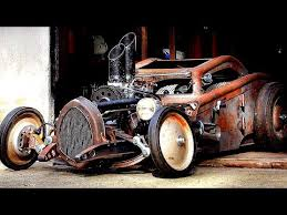 rat rods bikes youtube