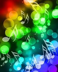 Music wallpaper, Music notes background ...