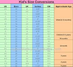 Baby Shoe Chart 38 Faithful Baby Shoe Size Chart Korean