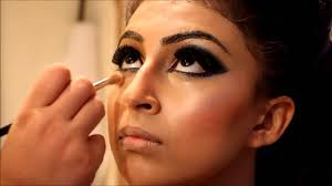 stani walima makeup indian wedding makeup riz khan training academy you