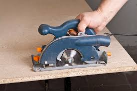 chipboard cutting hand held circular saw
