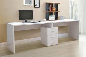 Minimalist Office Table Design White Minimalist Modern Desktop Computer Desk Table