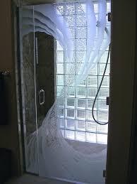 inspiring custom shower glass door shower glass door carved glass pattern sans custom glass shower doors