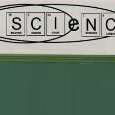 science vinyl wall decals classroom