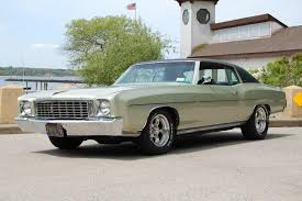 1972 Chevrolet Monte Carlo Automatic related infomation ...
