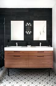 contemporary bathroom vanities renew your small with modern decor canada