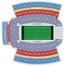 Wake Forest Stadium Seating Chart Clemson Tigers Football Vs Wake Forest Demon Deacons
