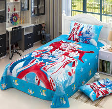 boys kids character bedding sets twin full size linen sheet duvet cover pillow bedclothes ropa de cama z19 bedding linens full duvet covers from